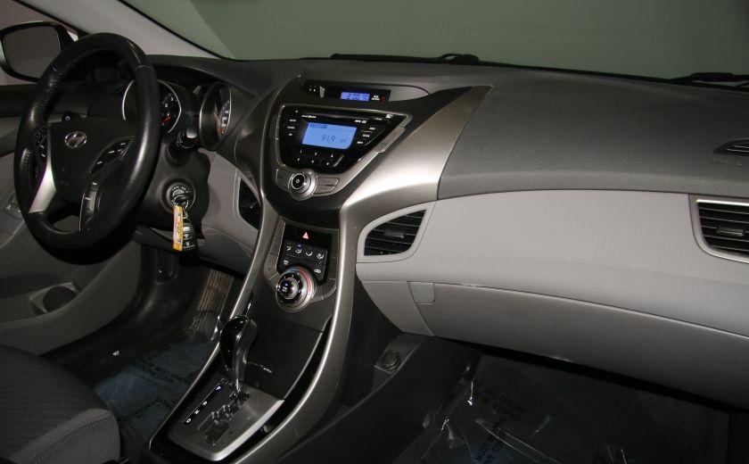 2013 Hyundai Elantra GLS AUTO A/C GR ELECT TOIT MAGS BLUETOOTH #20