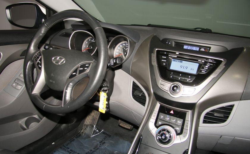 2013 Hyundai Elantra GLS AUTO A/C GR ELECT TOIT MAGS BLUETOOTH #21