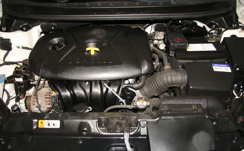 2013 Hyundai Elantra GLS AUTO A/C GR ELECT TOIT MAGS BLUETOOTH #23