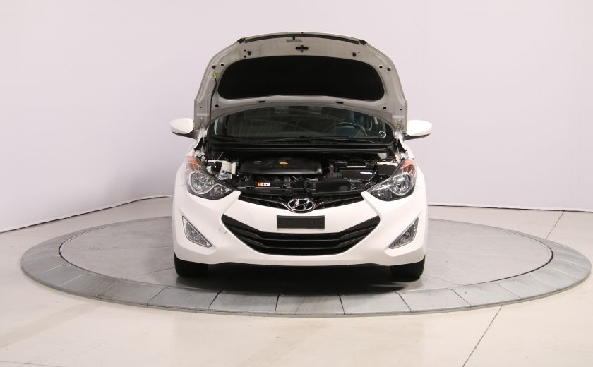 2013 Hyundai Elantra GLS AUTO A/C GR ELECT TOIT MAGS BLUETOOTH #24