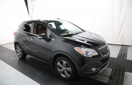 2014 Buick Encore AWD AUTO A/C CUIR MAGS BLUETOOTH à Saguenay