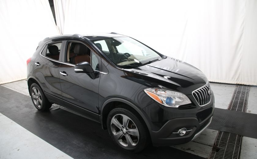 2014 Buick Encore AWD AUTO A/C CUIR MAGS BLUETOOTH #0
