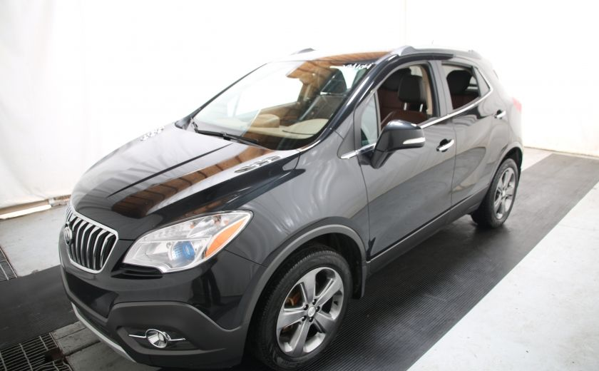 2014 Buick Encore AWD AUTO A/C CUIR MAGS BLUETOOTH #2