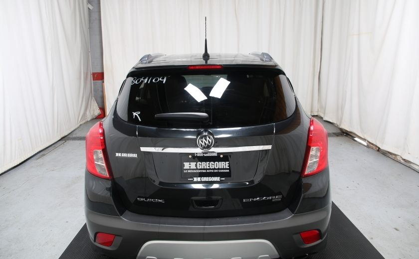 2014 Buick Encore AWD AUTO A/C CUIR MAGS BLUETOOTH #4
