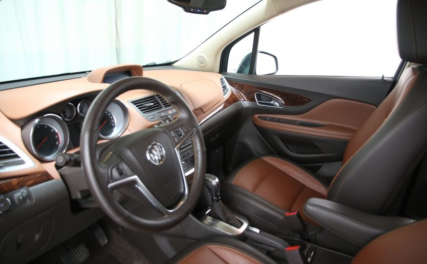2014 Buick Encore AWD AUTO A/C CUIR MAGS BLUETOOTH #7