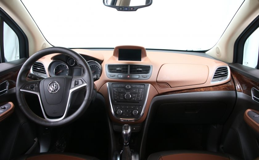 2014 Buick Encore AWD AUTO A/C CUIR MAGS BLUETOOTH #9