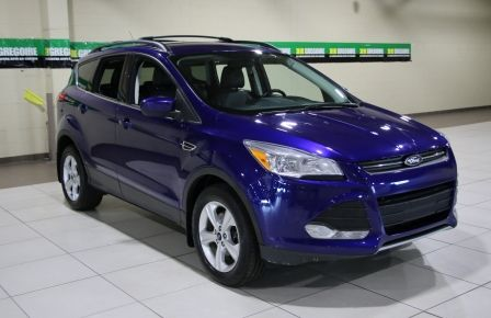 2013 Ford Escape SE AWD AUTO A/C CUIR MAGS BLUETOOTH à Carignan