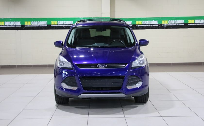 2013 Ford Escape SE AWD AUTO A/C CUIR MAGS BLUETOOTH #1