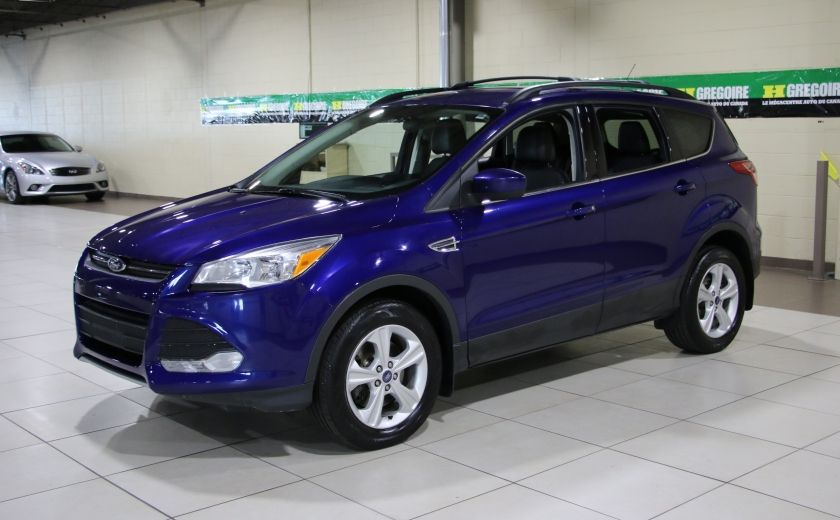 2013 Ford Escape SE AWD AUTO A/C CUIR MAGS BLUETOOTH #2