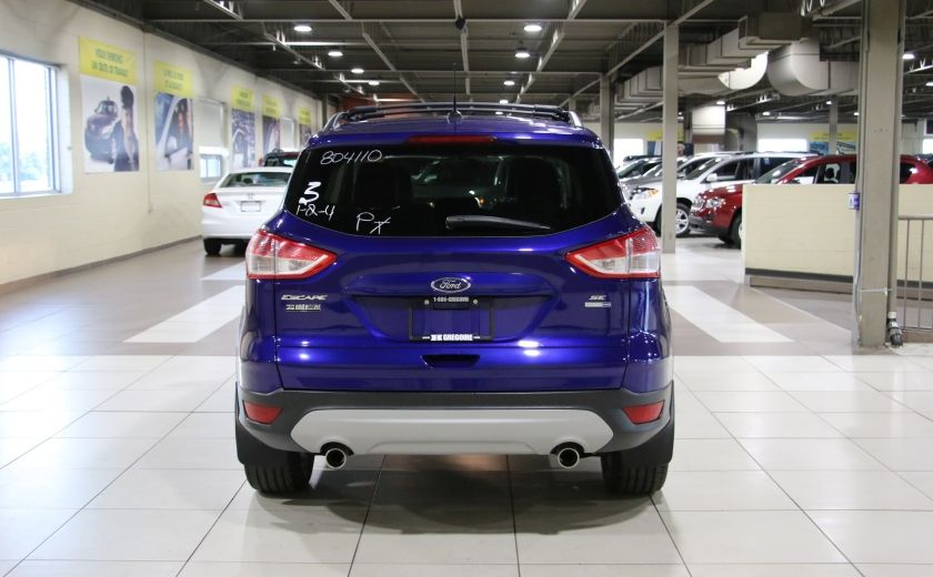2013 Ford Escape SE AWD AUTO A/C CUIR MAGS BLUETOOTH #5