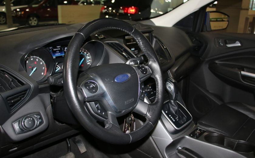 2013 Ford Escape SE AWD AUTO A/C CUIR MAGS BLUETOOTH #8