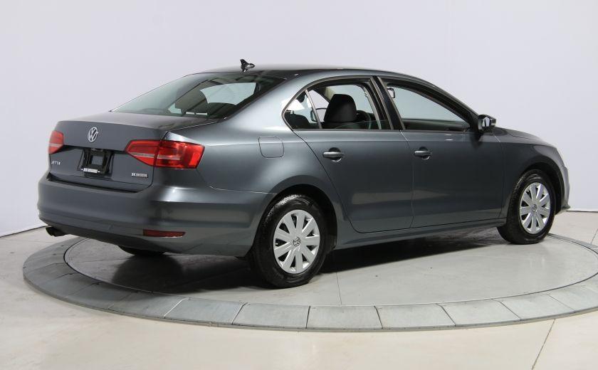 2015 Volkswagen Jetta Trendline+ AUTO A/C GR ELECT BLUETOOTH CAM.RECUL #6