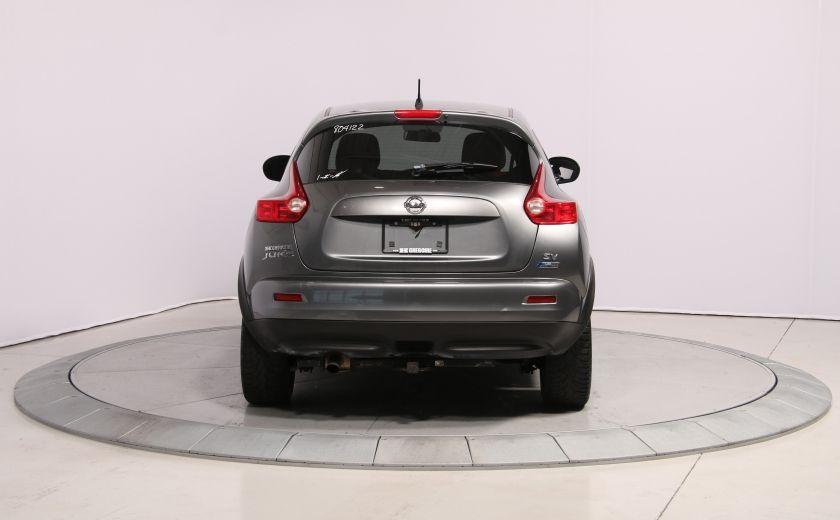 2012 Nissan Juke SV AUTO A/C GR ELECT MAGS BLUETOOTH #5