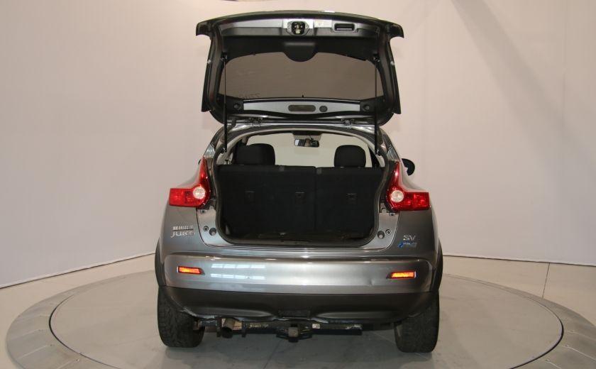 2012 Nissan Juke SV AUTO A/C GR ELECT MAGS BLUETOOTH #24