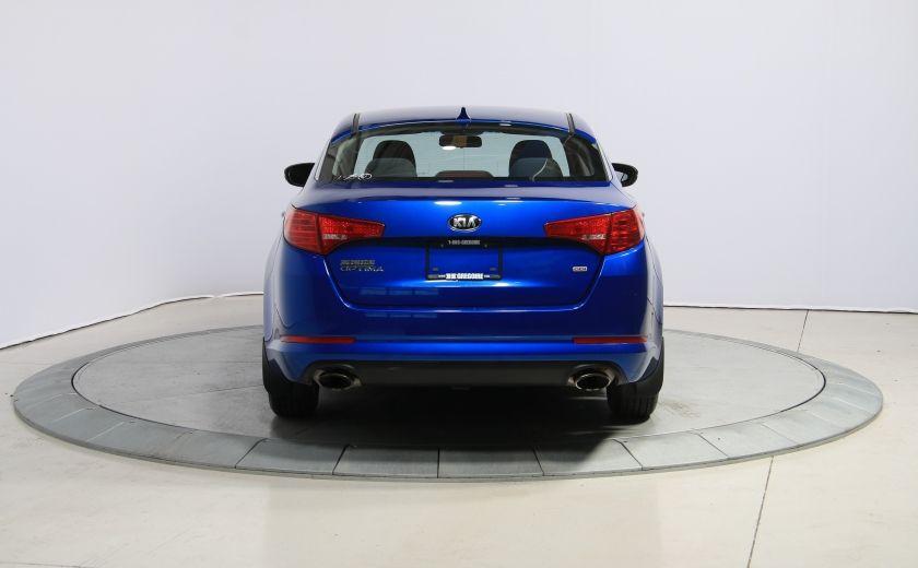 2013 Kia Optima LX AUTO A/C GR ELECT MAGS BLUETHOOT #5
