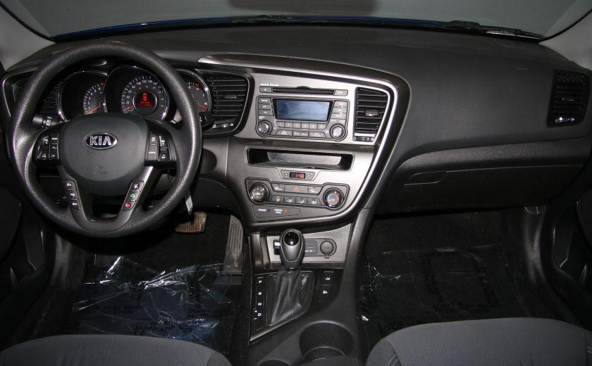 2013 Kia Optima LX AUTO A/C GR ELECT MAGS BLUETHOOT #12