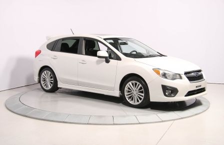 2012 Subaru Impreza AWD A/C GR ELECT TOIT MAGS BLUETOOTH in Trois-Rivières
