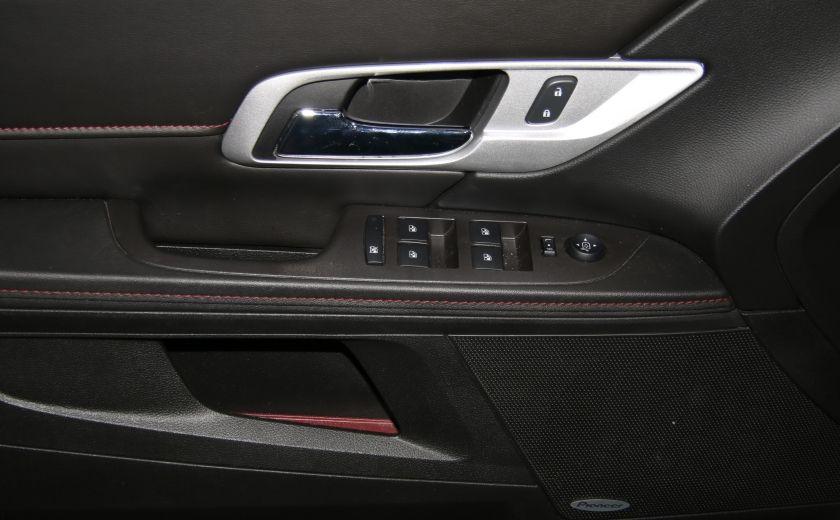 2014 GMC Terrain SLT AWD CUIR A/C MAGS BLUETOOTH #10