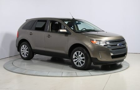 2012 Ford EDGE SEL AWD AUTO A/C TOIT NAV MAGS BLUETOOTH in Brossard