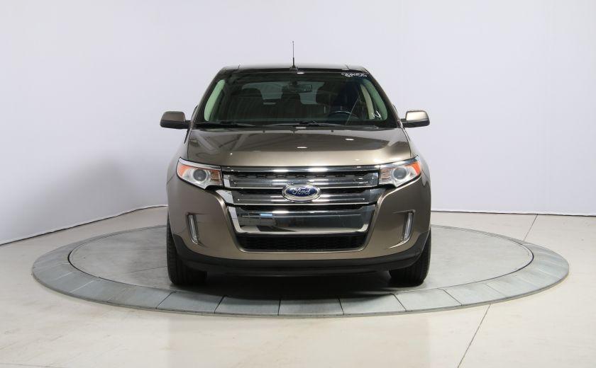 2012 Ford EDGE SEL AWD AUTO A/C TOIT NAV MAGS BLUETOOTH #1