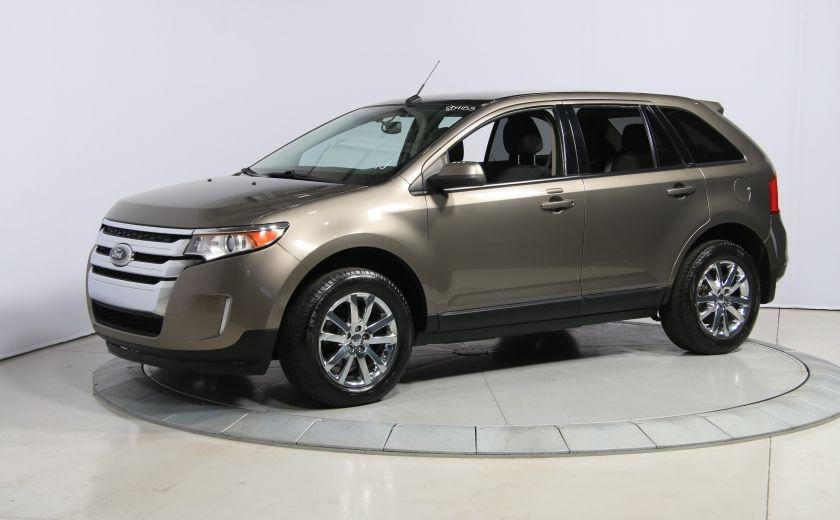 2012 Ford EDGE SEL AWD AUTO A/C TOIT NAV MAGS BLUETOOTH #2