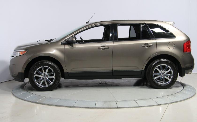 2012 Ford EDGE SEL AWD AUTO A/C TOIT NAV MAGS BLUETOOTH #3