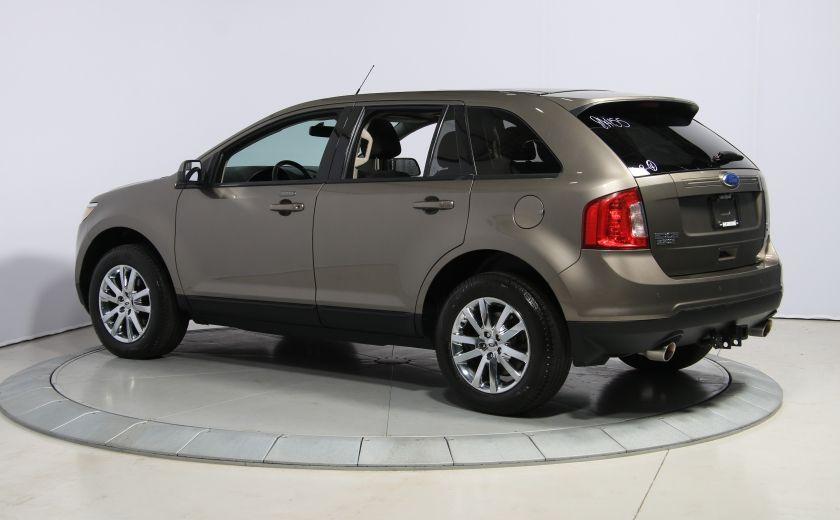 2012 Ford EDGE SEL AWD AUTO A/C TOIT NAV MAGS BLUETOOTH #4