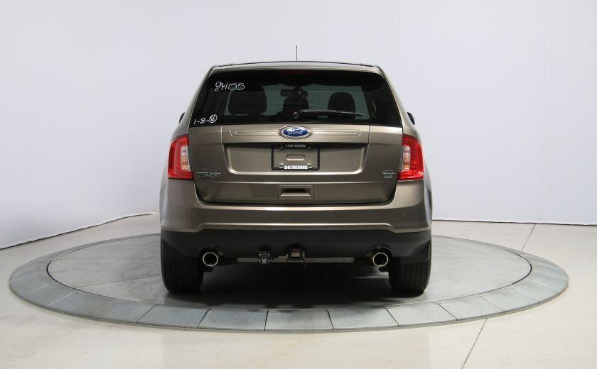 2012 Ford EDGE SEL AWD AUTO A/C TOIT NAV MAGS BLUETOOTH #5
