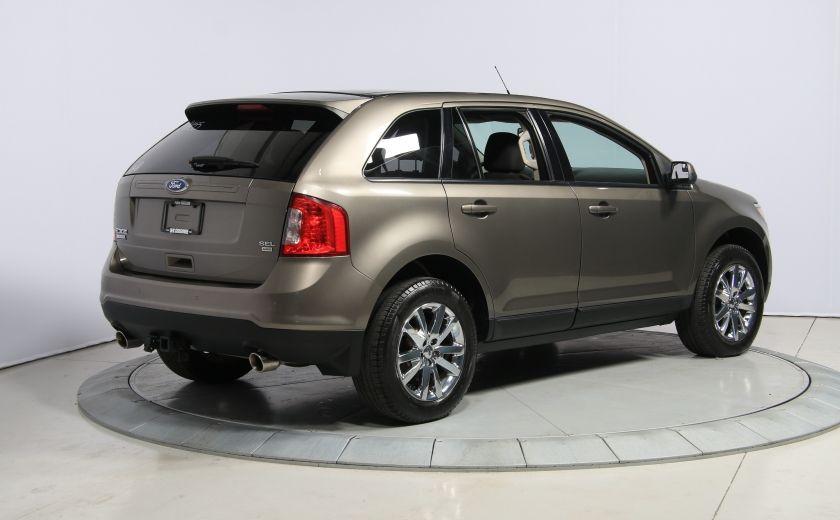 2012 Ford EDGE SEL AWD AUTO A/C TOIT NAV MAGS BLUETOOTH #6