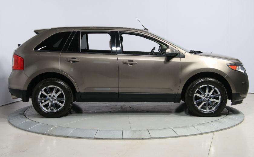 2012 Ford EDGE SEL AWD AUTO A/C TOIT NAV MAGS BLUETOOTH #7