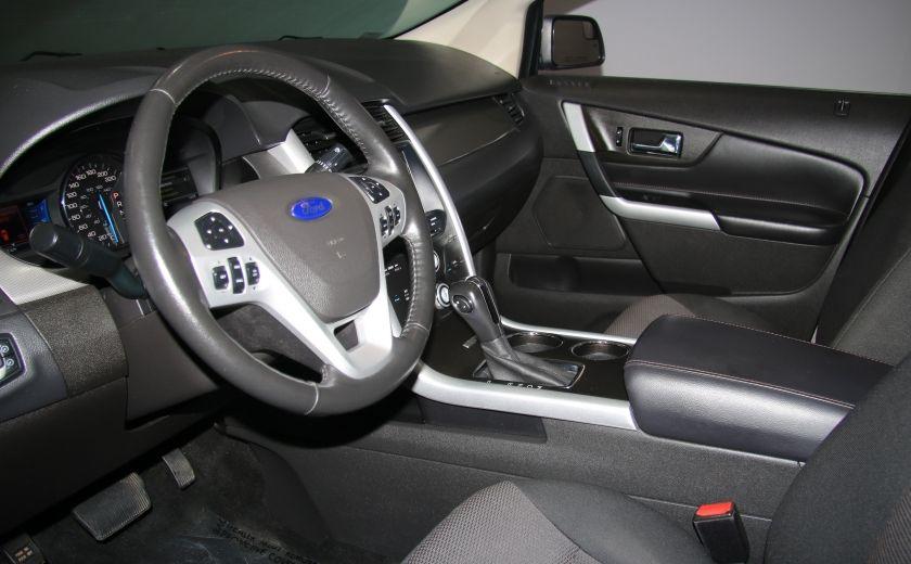 2012 Ford EDGE SEL AWD AUTO A/C TOIT NAV MAGS BLUETOOTH #8