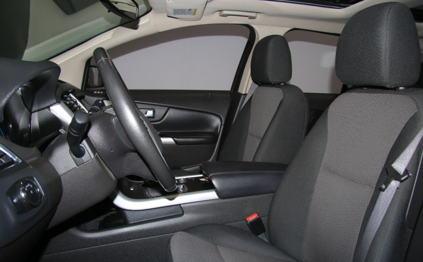 2012 Ford EDGE SEL AWD AUTO A/C TOIT NAV MAGS BLUETOOTH #9