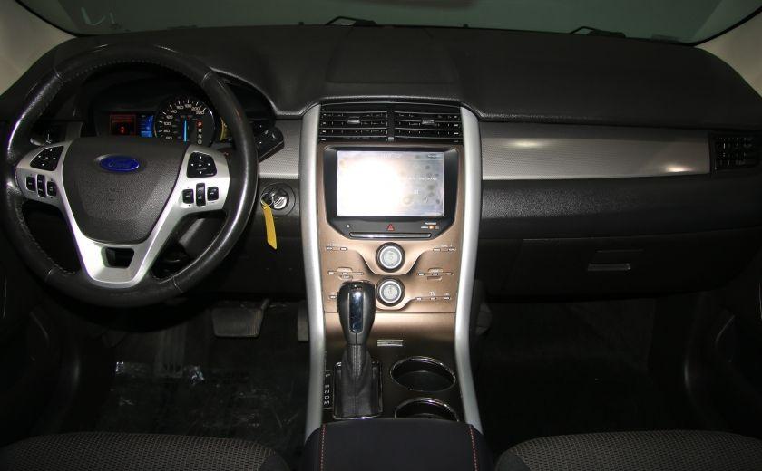 2012 Ford EDGE SEL AWD AUTO A/C TOIT NAV MAGS BLUETOOTH #13