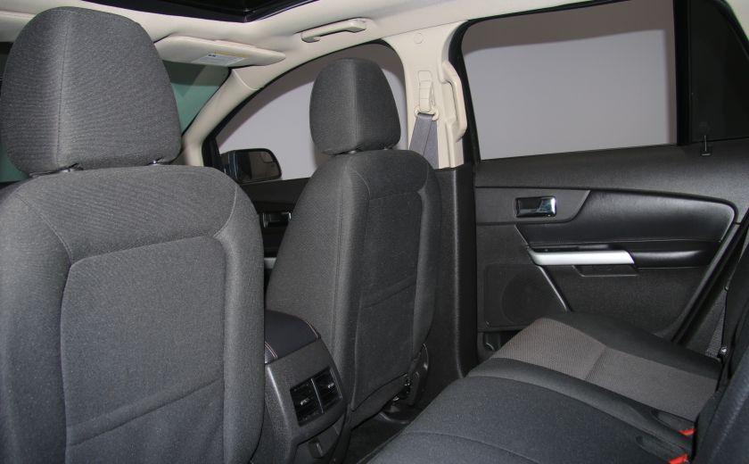 2012 Ford EDGE SEL AWD AUTO A/C TOIT NAV MAGS BLUETOOTH #22