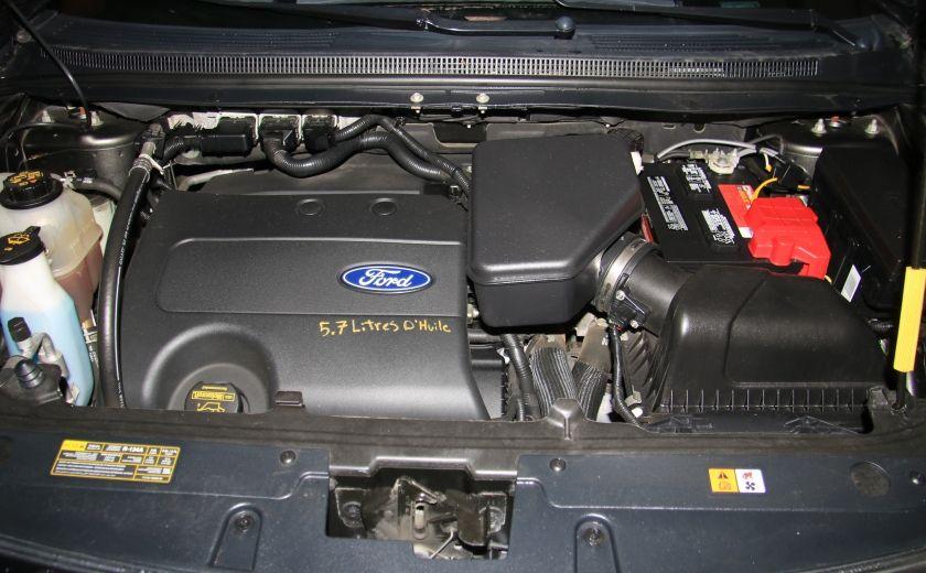 2012 Ford EDGE SEL AWD AUTO A/C TOIT NAV MAGS BLUETOOTH #29