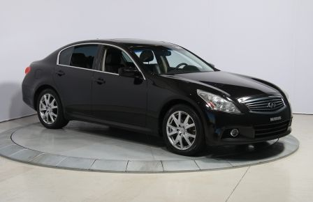 2012 Infiniti G37 Sport AWD AUTO CUIR TOIT MAGS BLUETOOTH in New Richmond