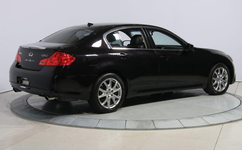 2012 Infiniti G37 Sport AWD AUTO CUIR TOIT MAGS BLUETOOTH #6