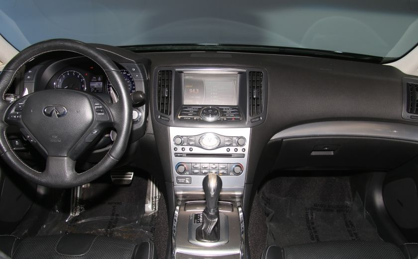 2012 Infiniti G37 Sport AWD AUTO CUIR TOIT MAGS BLUETOOTH #13