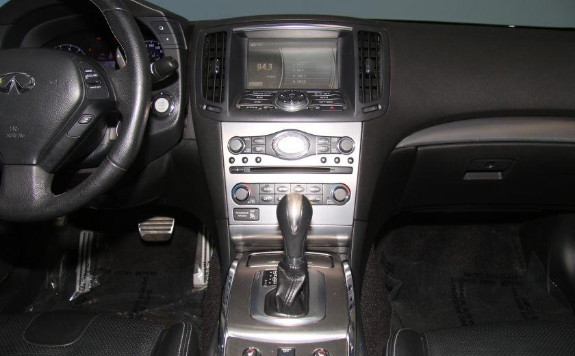 2012 Infiniti G37 Sport AWD AUTO CUIR TOIT MAGS BLUETOOTH #16