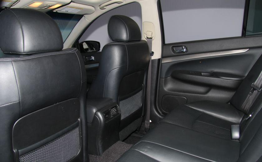 2012 Infiniti G37 Sport AWD AUTO CUIR TOIT MAGS BLUETOOTH #22
