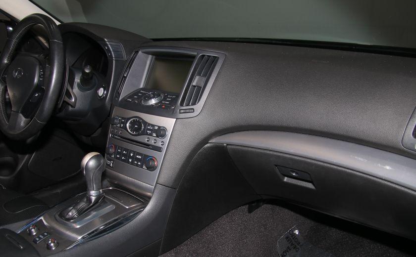 2012 Infiniti G37 Sport AWD AUTO CUIR TOIT MAGS BLUETOOTH #26