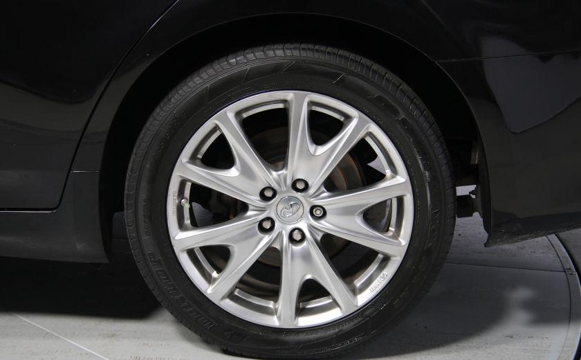 2012 Infiniti G37 Sport AWD AUTO CUIR TOIT MAGS BLUETOOTH #33