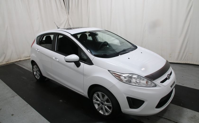 2012 Ford Fiesta SE A/C GR ELECT TOIT MAGS #0