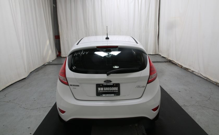 2012 Ford Fiesta SE A/C GR ELECT TOIT MAGS #4