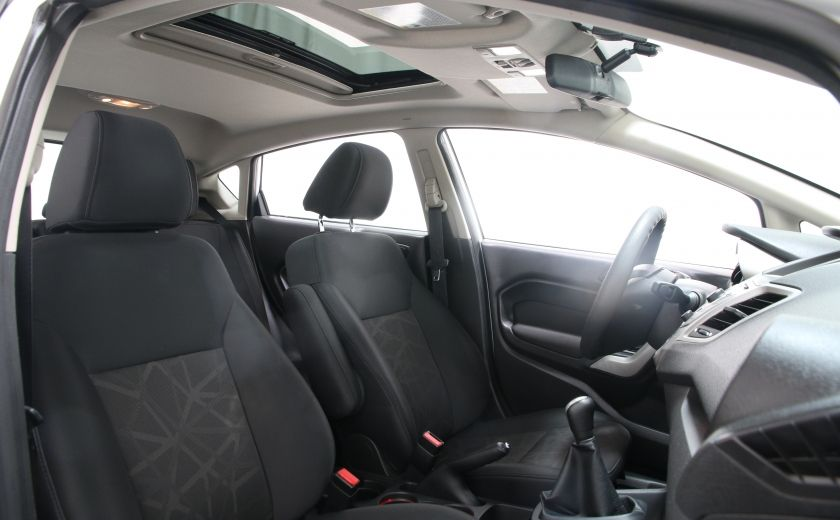 2012 Ford Fiesta SE A/C GR ELECT TOIT MAGS #20