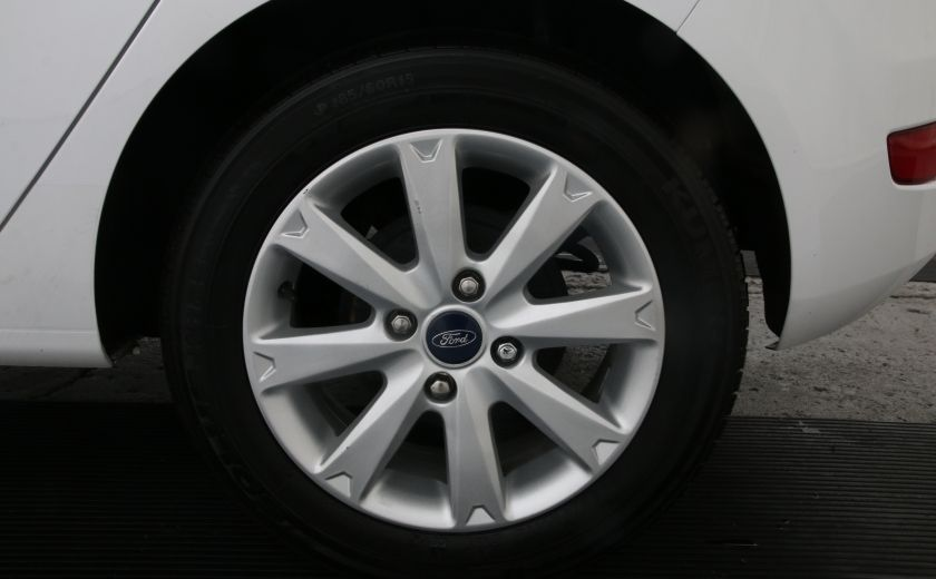 2012 Ford Fiesta SE A/C GR ELECT TOIT MAGS #26
