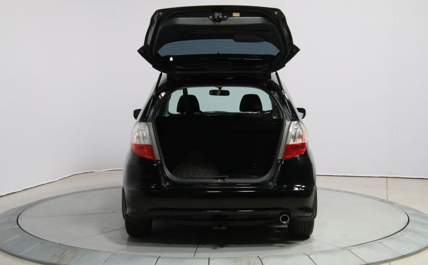 2009 Honda Fit Sport A/C GR ELECT MAGS #19