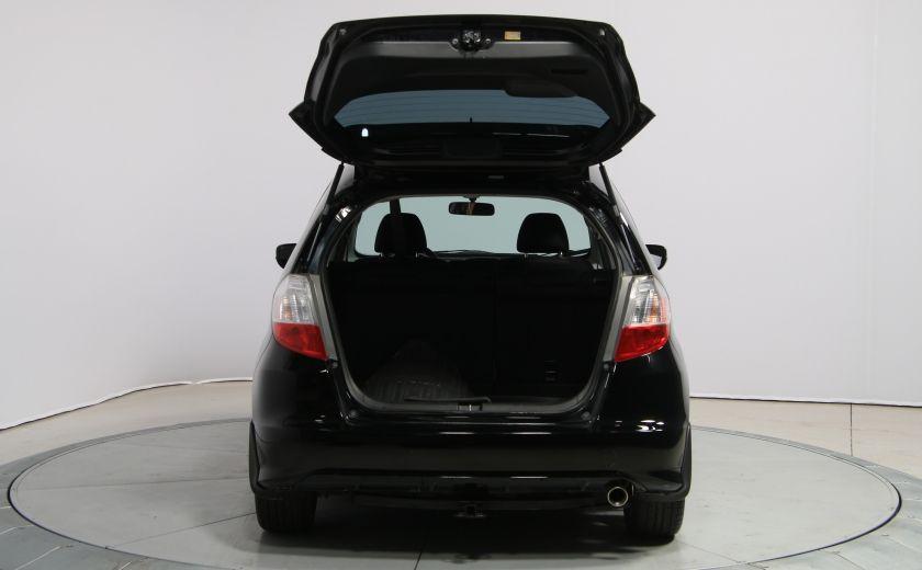 2009 Honda Fit Sport A/C GR ELECT MAGS #20