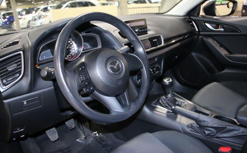 2014 Mazda 3 GX-SKY A/C GR ELECT BLUETOOTH #8