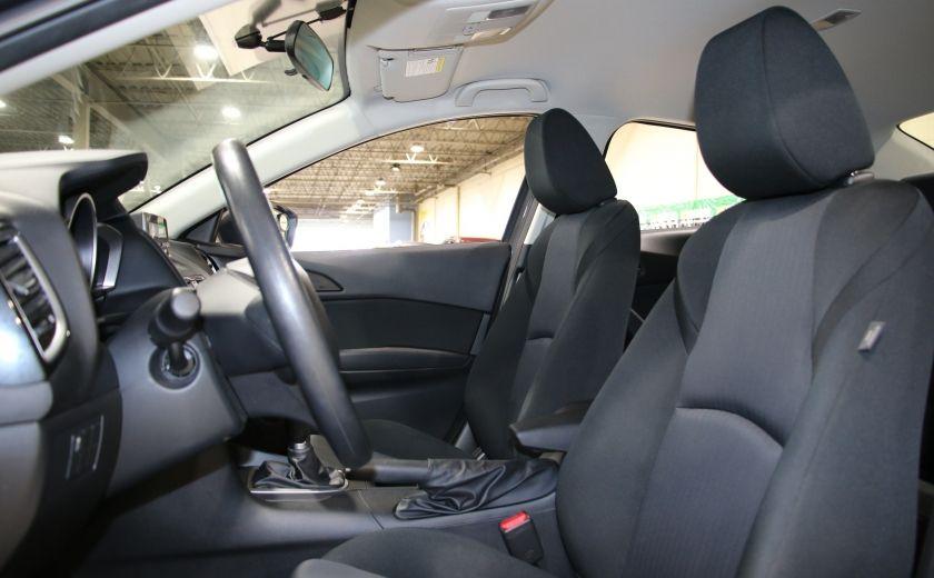 2014 Mazda 3 GX-SKY A/C GR ELECT BLUETOOTH #9